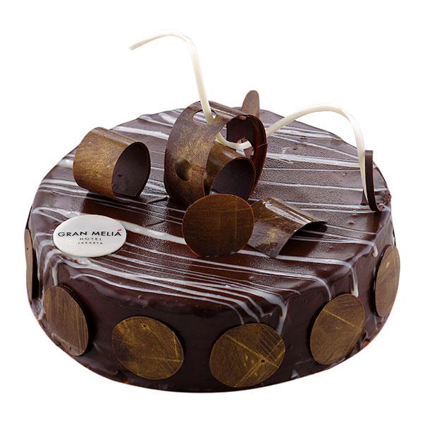 sacher-cake