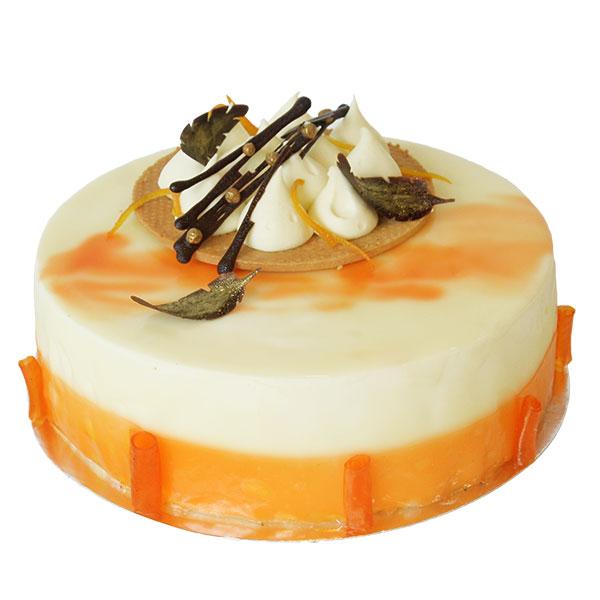 Vanilla-Orange-Chiboust